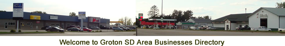 groton sd businesses